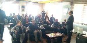 Söke kent konseyi bilgilendirme toplantısı