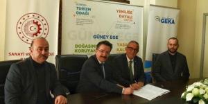 GEKA Fizibilite desteği kapsamında başırılı bulunan Söke OSB Lojistik Merkez İşletme ve Geliştirme Projemizin sözleşmesi  imzalanmıştır.