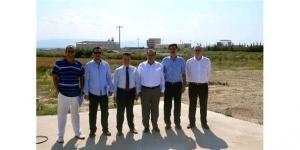 Söke OSB'ye ilk yabancı sermayeli yatırımcı geliyor