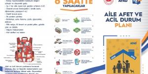 2021 yılı Türkiye Afet Eğitim Yılı